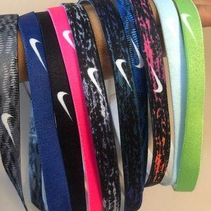 11 Nike Elastic Headbands